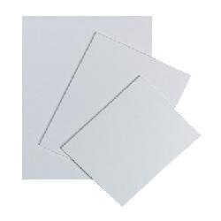 Kartonas gruntuotas su drobe 40x50cm