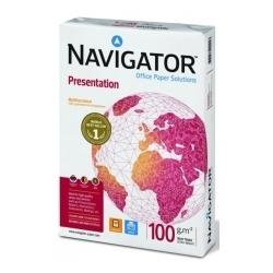 Biuro popierius NAVIGATOR PRESENTATION, A4 formato, 100 g/m2, 250 l.