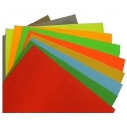 Lipnus popierius A4/20 lapų, įvairių spalvų