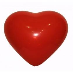 Balionai širdelė didelė 1 vnt.