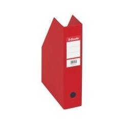 Stovas dokumentams, A4, 70 mm, raudonas