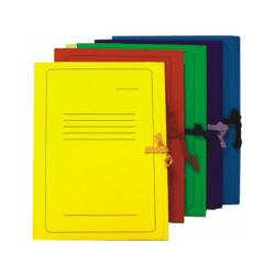 Segtuvas su raišteliais A4, 300gsm, spalvoti, su spauda