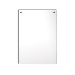 Bloknotas konferencijų stovui, 60 x 85 cm, 20 lapų, baltas