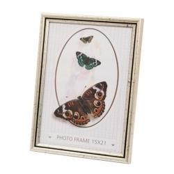 Rėmelis nuotraukai, 21 x 29,7 cm, sidabrinės spalvos