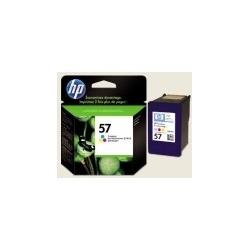 HEWLETT-PACKARD kasetė/rašalo/trispalvė/C6657A