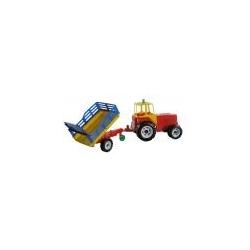 "Traktorius su priek. ""Titan"""