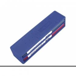 Žymekliai MILAN lentai 4vnt.sp. + magnetinė kempinėlė