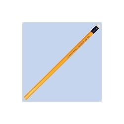 Pieštukas su trintuku HB padrožtas