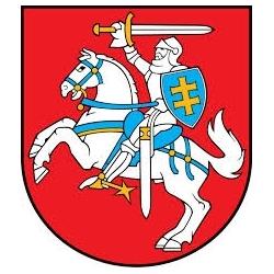 """Lietuvos herbas """"Vytis"""" A3 įrėmintas"""