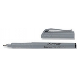 Rašalinis rašiklis 7141 (0,25mm) KOH-I-NOOR, juodas
