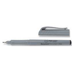 Rašalinis rašiklis 7141 (1mm) KOH-I-NOOR, juodas