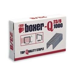 Sąsagėlės BOXER-Q, 23/8, 1000 vnt
