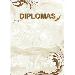 Diplominis popierius 160g Nr.02 ''Banga''