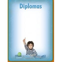 Diplominis popierius 160g Nr. 09 ''Pirmokas''
