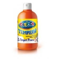 Guašas vaikams 500 ml CARIOCA, oranžinis Dėžėje 12vnt.