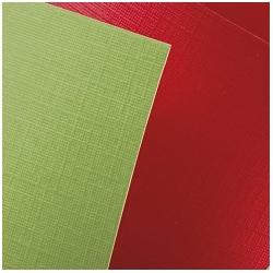 Tekstūrinis kartonas HOLLAND red, A4 220gsm