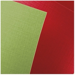 Tekstūrinis kartonas HOLLAND green, A4 220gsm