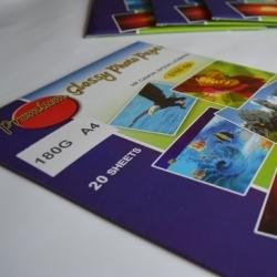 Foto popierius Premium Glossy 5760 dpi A4 20 lapų