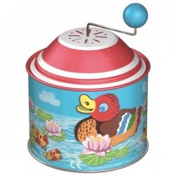 """Muzikinė dėžutė """"Mažieji Ančiukai"""""""
