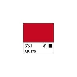 """Akriliniai dažai dailei """"Ladoga"""" 220ml.raudonos sp."""
