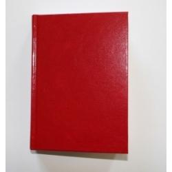 Darbo knyga A6 be datų, universali