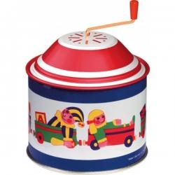Muzikinė dėžutė Žaislų dėžė