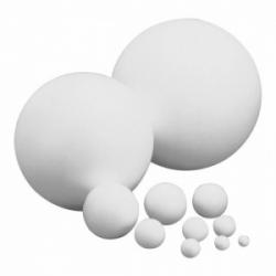 Putų polistirolo kamuoliukas, 20 mm.