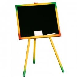 """Lenta"" rašymui spalvotais rėm. 84x39 cm trikojė"