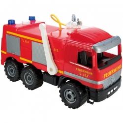 """Galinga didelė gaisrinė mašina """"Actros"""" 65cm"""