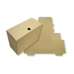Archyvinė dėžė kartoninė su dangčiu