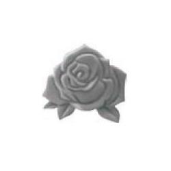 "Dekoratyvinis skylamušis su įspaudu Nr. 40 ""Rožė"", 32 mm."