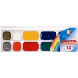 """Akvarelė """"Prestiž"""" LUČ 12 spalvų"""