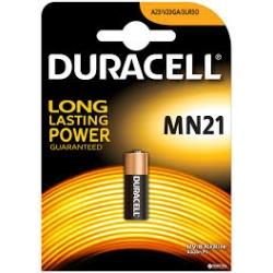 Baterija DURACELL MN21, 1 vnt.