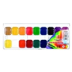 """Akvarelė """"Klasika"""" LUČ, 16 spalvų"""