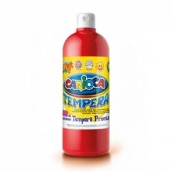 Guašas vaikams 1000 ml CARIOCA, raudonos sp.