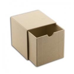 Kartoninė dėžutė su stalčiumi dekoravimui, TOGA