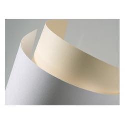 """Dekoratyvinis kartonas """"Drobė"""" baltos spalvos 20 lapų"""