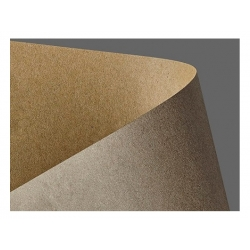 """Dekoratyvinis kartonas """"Kraft"""" smėlio spalvos, 1 lapas"""