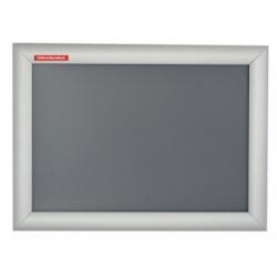 Rėmelis aliuminio profilio A4 21x29,7cm., atlenkiamų rėmelių sistema