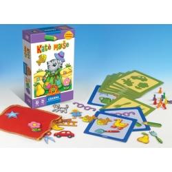 Žaidimas GRANNA Katė maiše, 3-8 m. vaikams