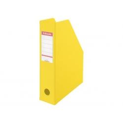 Stovas dokumentams ESSELTE VIVIDA, A4, 70 mm geltonos aplavos