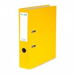 Segtuvas standartinis A4/80 Centrum, geltonos spalvos
