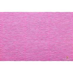 Popierius krepinis Cartotecnica Rossi 180 gr. nuvytusios rožės spalvos (Antico Pink)