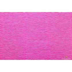 Popierius krepinis Cartotecnica Rossi 180 gr. ryškiai rožinės sp. (Shocking Pink)