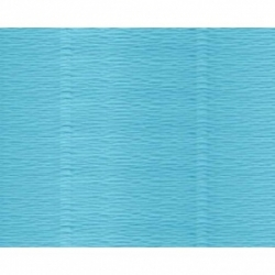 Popierius krepinis Cartotecnica Rossi 180 gr. žydros spalvos