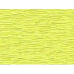 Popierius krepinis Cartotecnica Rossi 180 gr. citrinos spalvos