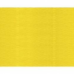 Popierius krepinis Cartotecnica Rossi 180 gr. geltonos spalvos
