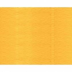 Popierius krepinis Cartotecnica Rossi 180 gr. oranžiniai geltonos spalvos