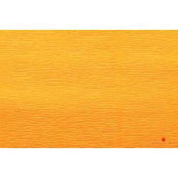 Popierius krepinis Cartotecnica Rossi 180 gr. oranžinės spalvos (Daisy Yellow)