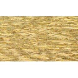 Popierius krepinis Cartotecnica Rossi 180 gr., metalizuotas aukso spalvos